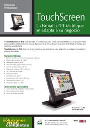 ICG TouchScreen 101525 Leaflet
