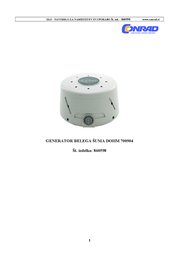 Dohm Sound Conditioner 700904 User Manual