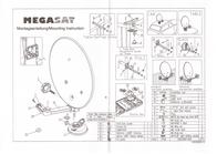 Megasat 1500080 Data Sheet
