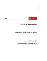 ADIC Webcam 2.2 User Manual