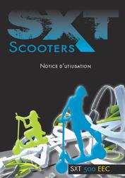 Sxt Scooters SXT500 EEC ELEKTROSCOOTER BLEI AKKU 78019-ESC500EEC.1 Data Sheet