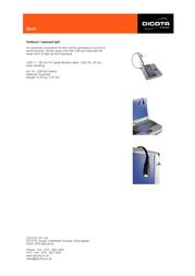 Dicota Spot Z5618Z Leaflet