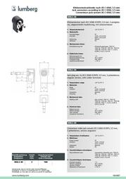 Lumberg LUM-WKLS40 WKLS 40 Leaflet