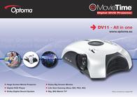 Optoma DV11 User Manual