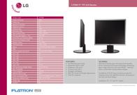 LG L1750H L1750H-SN Листовка
