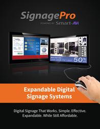 Smart-AVI SignagePro AP-SNCL-V4G User Manual