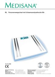 Medisana ISA 40480 User Manual