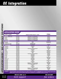 Scosche GMOS2B11 User Manual
