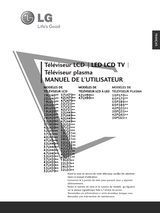 LG 47LH5000 User Manual
