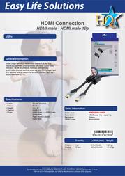 HQ SS5550-15A26 HQSS5550-15A26 Leaflet