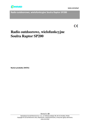 Soulra Outdoor Solar Multi Raptor Sp200, Green 69534 Data Sheet