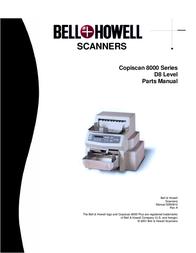 Böwe Bell+Howell 8000 User Manual