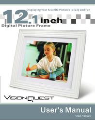 VisionQuest vqa-120 User Guide