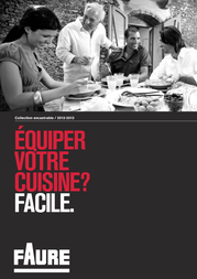 Faure FGO62414BA User Manual