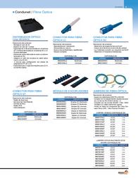 ConduNet 2m, SC/SC 8667302NSC Leaflet