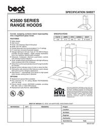 Best K3500 Leaflet