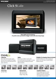 Dietz Click 9 Lite Duo Deluxe 1832 Leaflet