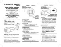 Scosche reNUE pro c2 IUSBC202 Leaflet