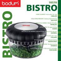 Bodum Food Processor 10570 User Manual