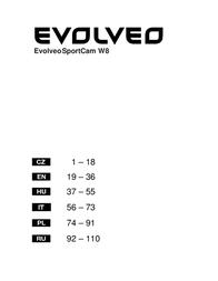Evolveo EVOLVEO SportCam W8 User Manual