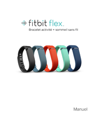 Fitbit Flex FB401SL-EU Data Sheet