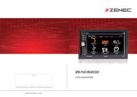 Zenec ZE-NC620D User Manual