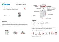 Skross SKR1302101 1.302101 User Manual