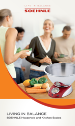 Soehnle Culina Pro 0782365 User Manual