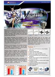 Titan Vanessa S-type TTC-NK15TB/SC(RB) TTC-NK15TB/SC(RB) Leaflet