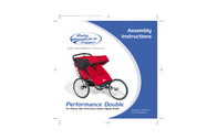 Baby Jogger Double Jogging User Manual