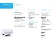Elgato EyeTV 250 Plus 10010251 Data Sheet