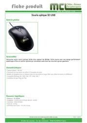 MCL SS-206U/N Leaflet
