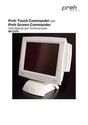 Preh MC15T5 User Manual
