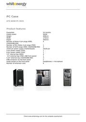 Whitenergy 06782 Leaflet