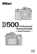 Nikon D500 Technical Manual