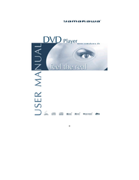 Yamakawa DVD-208 User Manual