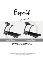 Esprit ET488 User Manual