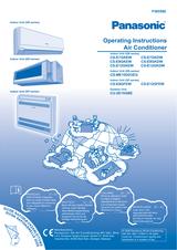 Panasonic CS-E9GKEW User Manual