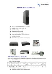 Bon Chic KP7280BK-25 Leaflet