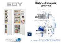 EDY EDKV8050 Leaflet