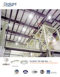Dialight HBXW3 User Manual