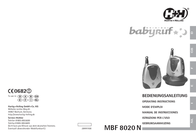 Hartig + Helling Hartig & Helling Baby call MBF 8020 97864 Frequency 864 MHz Max. range (open field) 800 m 97864 Data Sheet