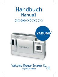 Yakumo Mega Image XL User Guide