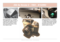Exakta EXA IIa Leaflet