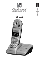 Clearsounds CS-A55 User Manual