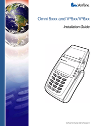 VeriFone Vx510 User Manual