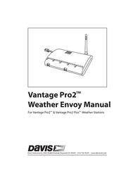 Davis Vantage Pro2 User Manual