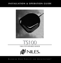 Niles Audio TS100 User Manual