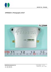 Hawking Technologies Inc. HSB1-PCI External Photos