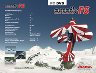 IKARUS Flight Simulator Aerofly Fs 3081001 Data Sheet